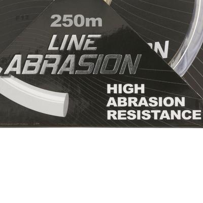 חוט דיג LINE ABRASION אפור 250 מטר אפור