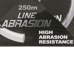 FIO DE PESCA LINE ABRASION GREY 250 M