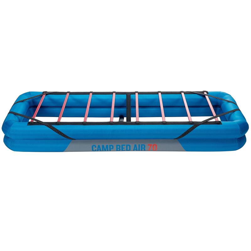 INFLATABLE CAMPING BED BASE - CAMP BED AIR 190 CM - 1 PERSON