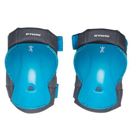Children's Bike Protection Kit XXS - Blue