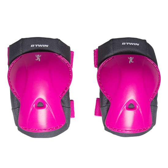 KIT PROTECTION VELO ENFANT XS ROSE