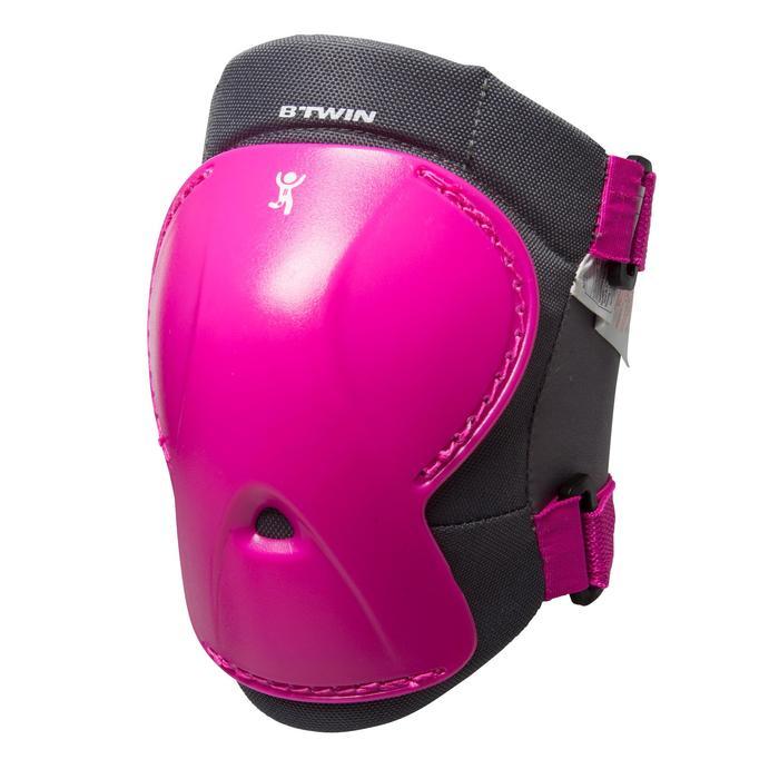 Children's Bike Protection Kit XS - Pink