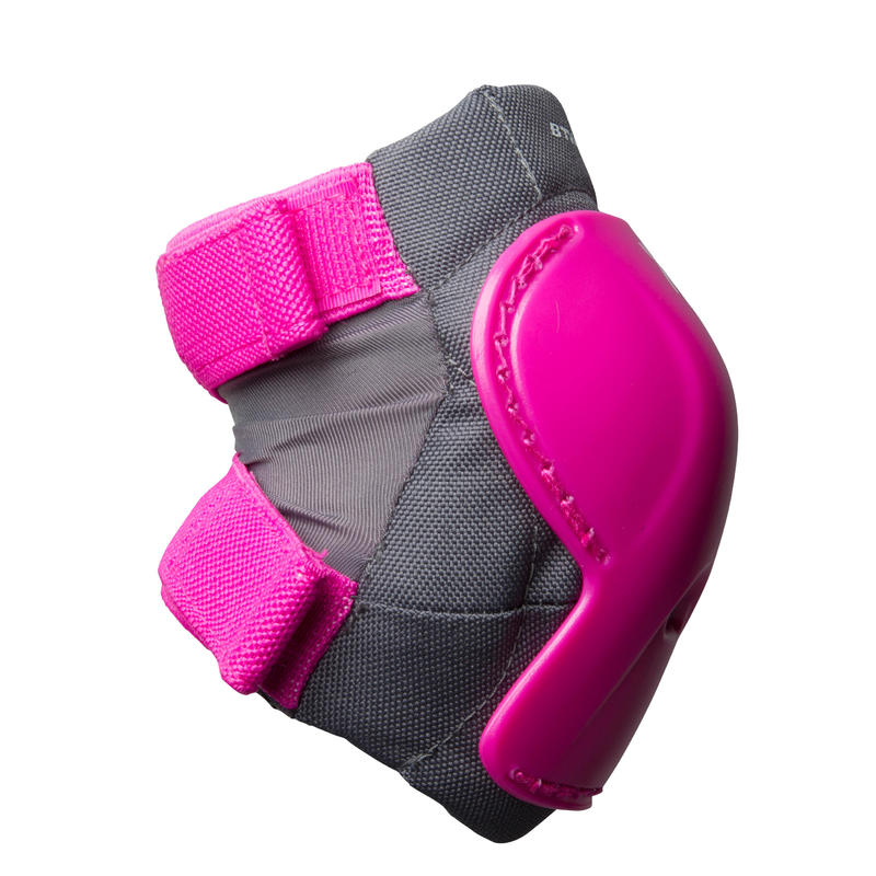 Children's Bike Protection Kit XXS - Pink