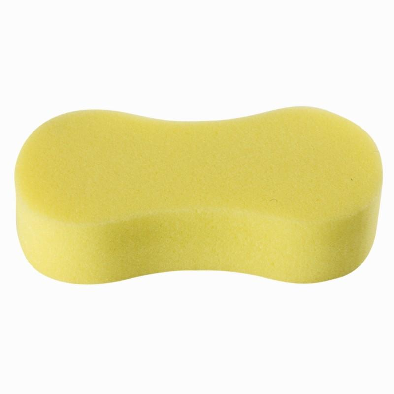 Horse Riding Large Sponge for Horse and Pony - Yellow