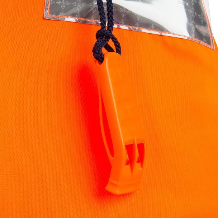 Gilet de sauvetage mousse adulte TYPHON 150N orange - 814156