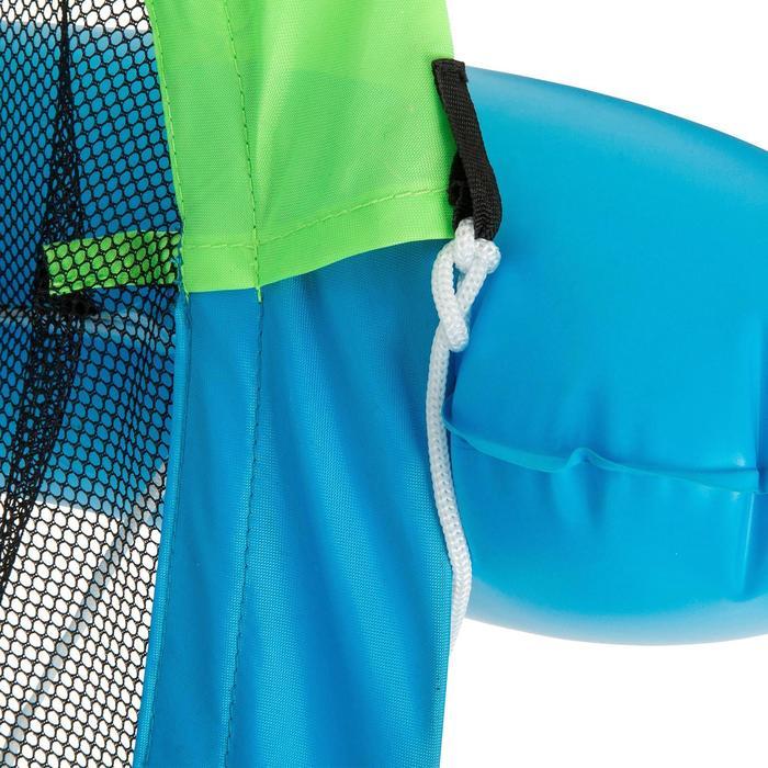 Wasserball-Tor Up blau