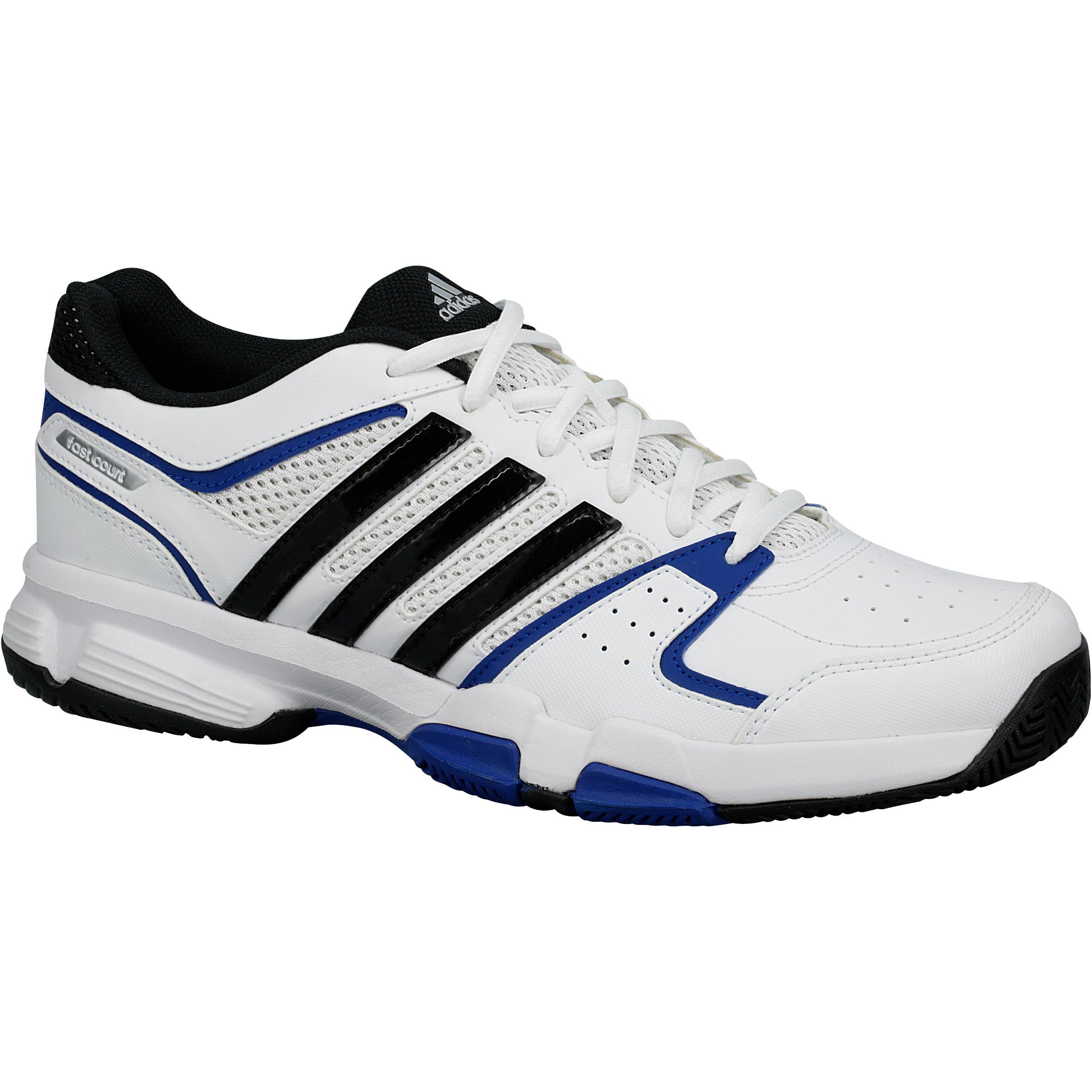 chaussures tennis adidas homme blanche
