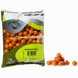 Boilies lokaas karpervissen Wellmix Boilies 1 kg - 819903