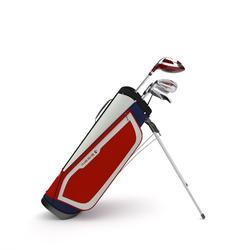 kit de golf enfant 8-10 ans gaucher 500
