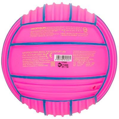 М'яч для водного поло, маленький - Рожевий