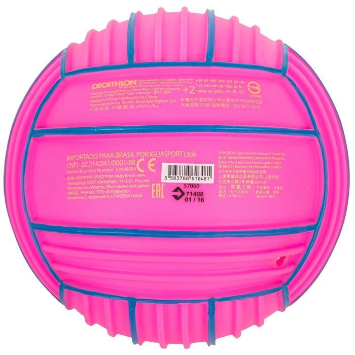 Kleine zwembadbal roze