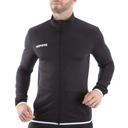T100 Lightweight Soccer Jacket Black