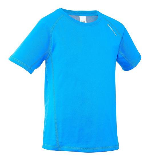 Jongens T-shirt voor wandelen Hike 100 - 820777