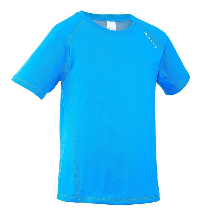 T-Shirt de randonnée garçon Hike 100 - 820777