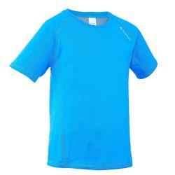 T-Shirt de randonnée garçon Hike 100