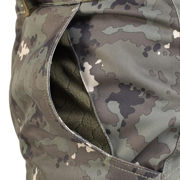 Pantalon chasse imperméable chaud 500 - 820956