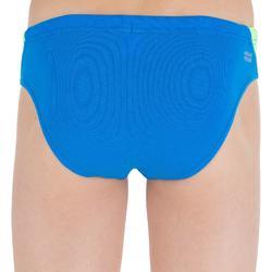 Zwemslip voor jongens B-Sporty Yoke - 820964