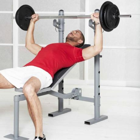 Accessoires fitness decathlon - Domyos banc de musculation ...