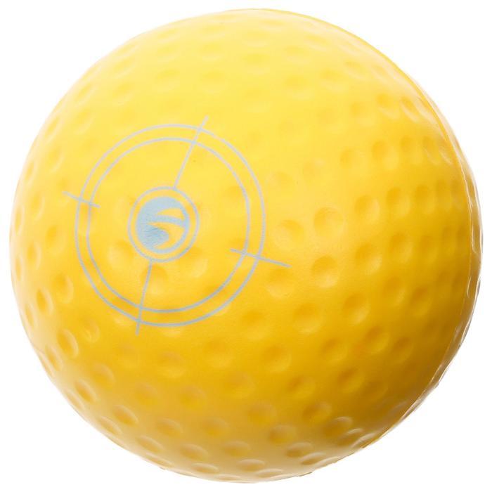 Golfball aus Schaumstoff Kinder orange