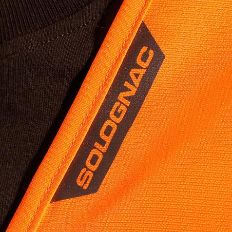 Hi Vis Hunting Bib - Orange
