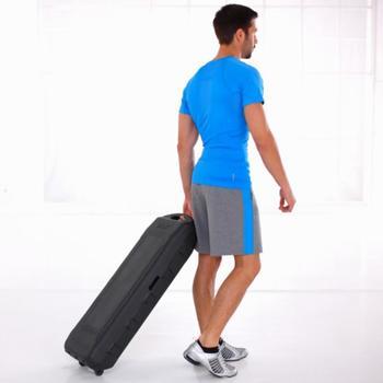 Kit haltères et barres musculation kit 50 kg - 821281