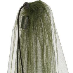 Muggennet voor het gezicht groen - 821299