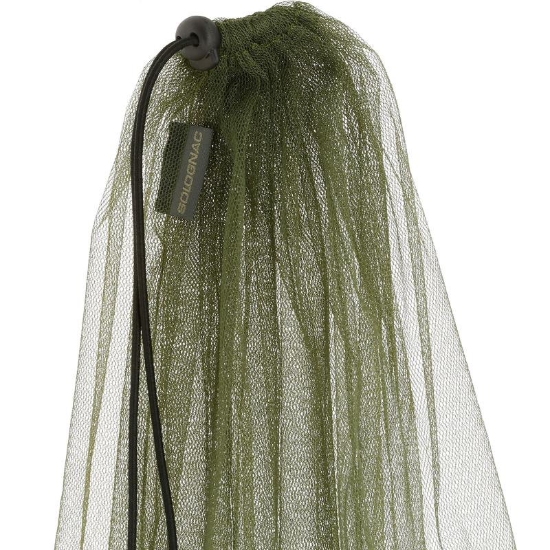 Hunting mosquito net - green