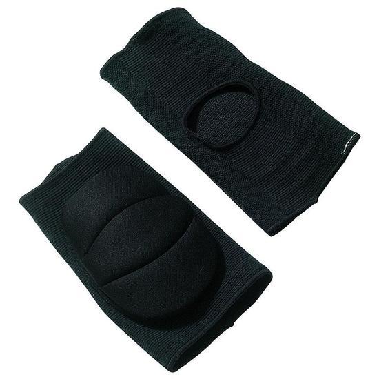 Kniebeschermers voor dans, voor dames, zwart - 821559