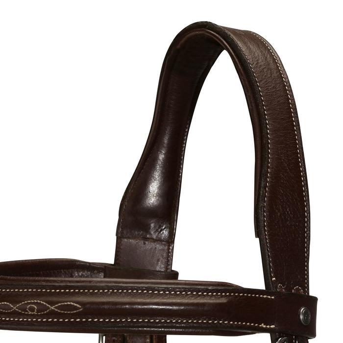 Filet + rênes équitation RECALL - poney et cheval - 821566