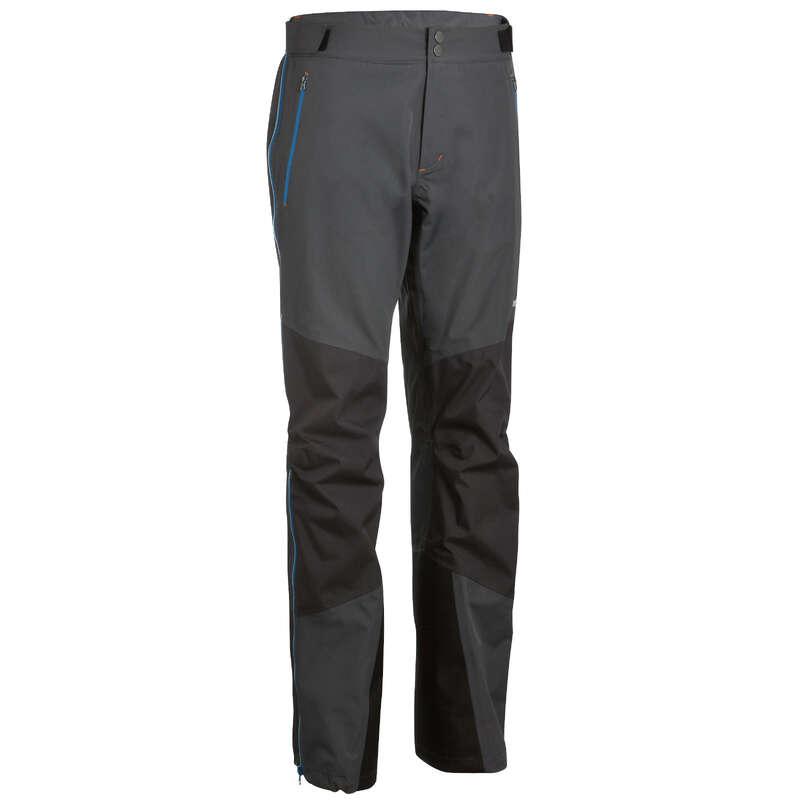Téli alpinista ruházat Sziklamászás, alpinizmus - Magashegyi, férfi esőnadrág SIMOND - Mászóruházat, mászócipő