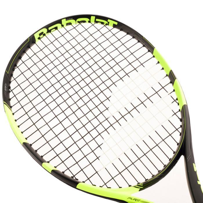 Tennisracket kinderen Babolat Pure Aero 26 zwart geel