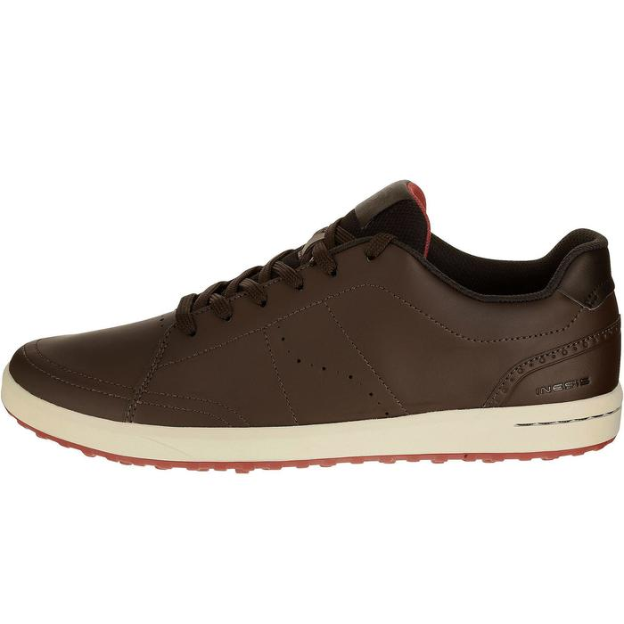 CHAUSSURES GOLF HOMME SPIKELESS 100 BLANCHES - 821668