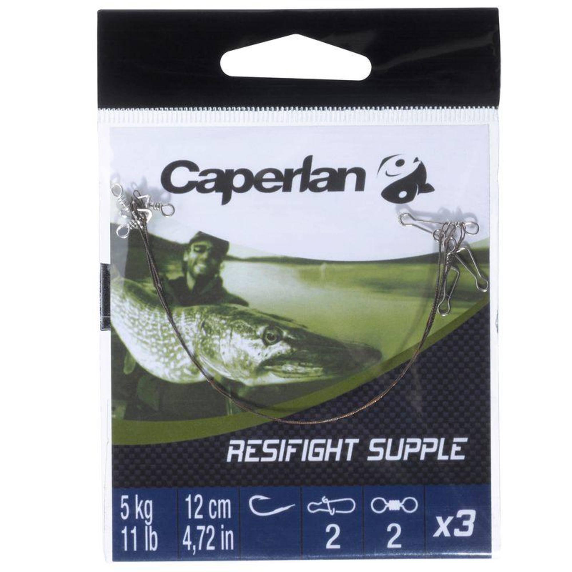 HÁČKY, NÁVAZCE Rybolov - RESIFIGHT OHEBNÝ 5 KG CAPERLAN - Rybářské vybavení