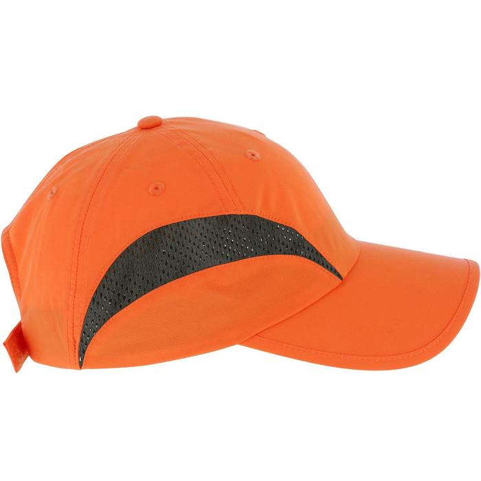 CASQUETTE CHASSE LIGHT ORANGE