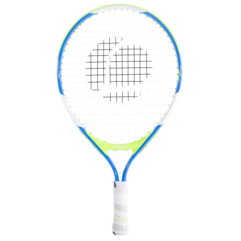 TR730 17 Kids' Tennis Racket - Green