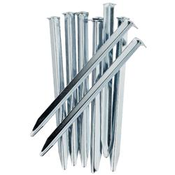 10 TENT ANGLE IRONS FOR SOFT SOIL
