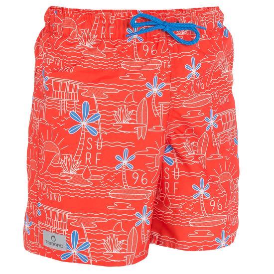 Korte boardshort voor jongens Joko Beach - 822084