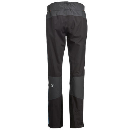 MEN'S MOUNTAINEERING TOP-LAYER PANTS - GREY