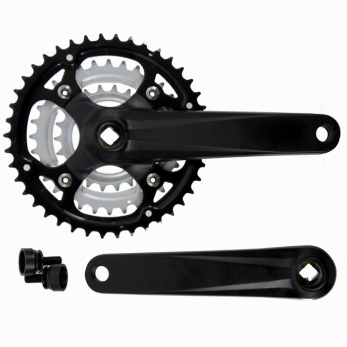 Triple 7, 8 & 9-Speed Mountain Bike Chainset