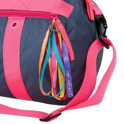泳池包SWIMY 20 - 藍色粉紅色