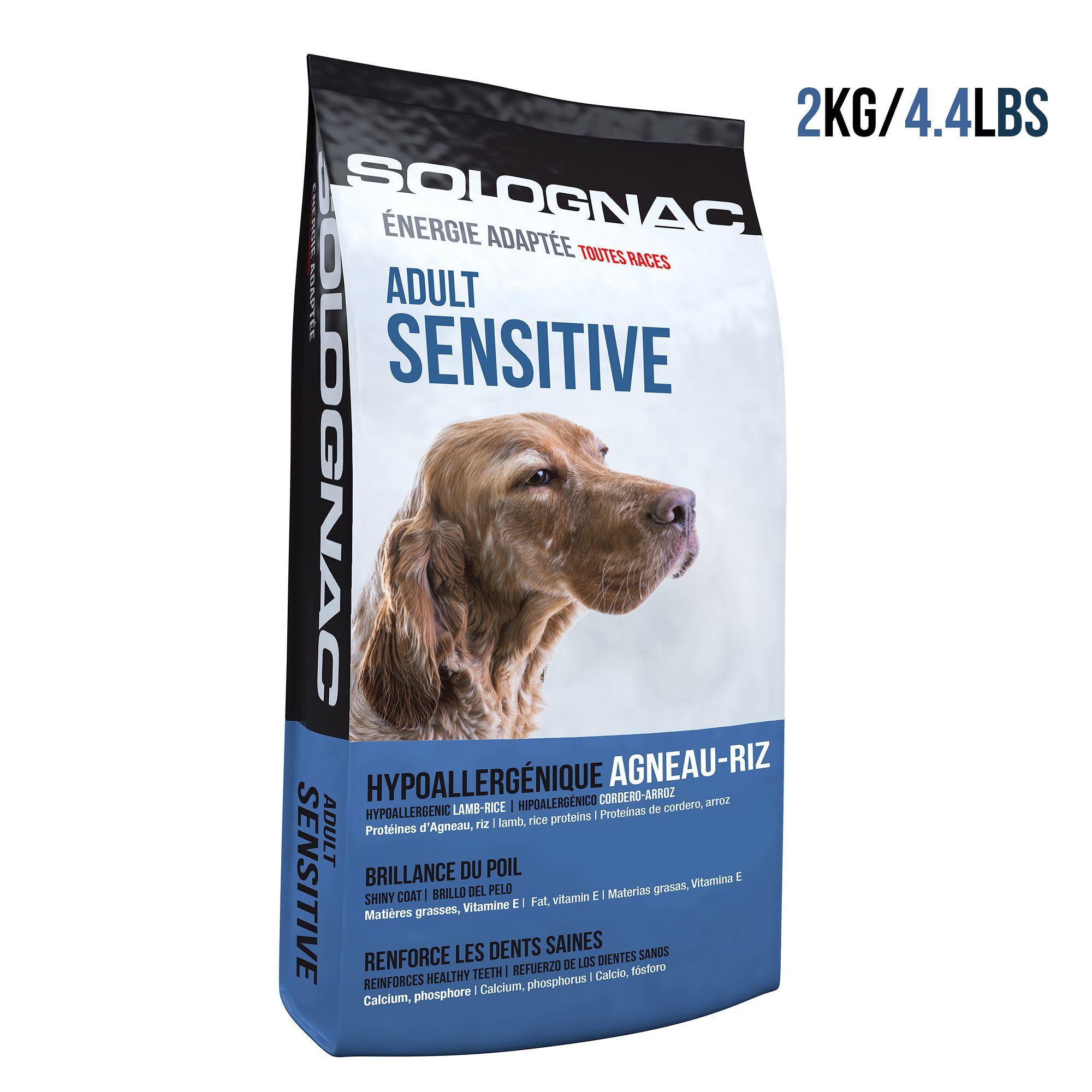 Solognac Hondenvoer Adult Sensitive 12 kg