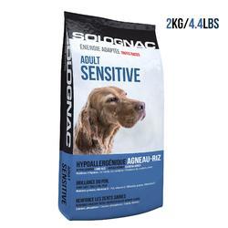 Pienso Perro Caza Solognac Alimentacion Adulto Sensitive Hipoalergenico 2 kg