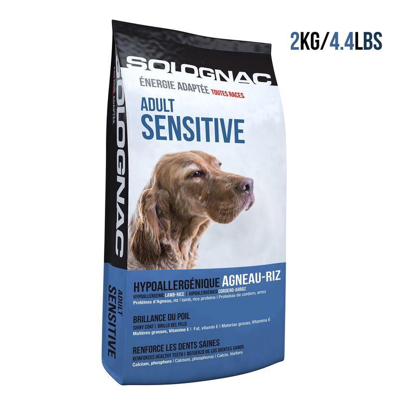 Sensitive Adult Dog Food 2 kg