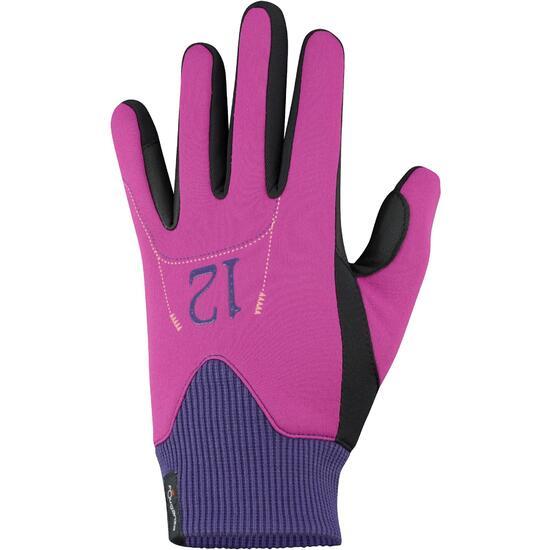 Warme rijhandschoenen Easywear voor kinderen - 823018