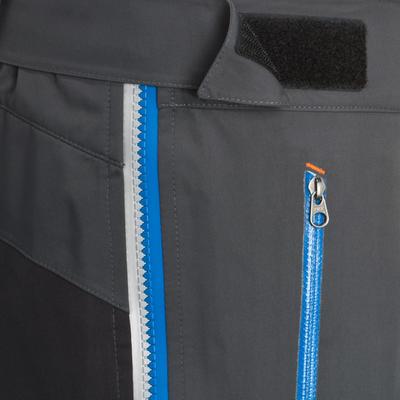 Men's Mountaineering Waterproof Overtrousers - Alpinism Grey