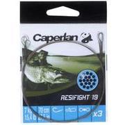 Set za ribolov grabežljivica RESIFIGHT 19 2 KOPČE 7KG
