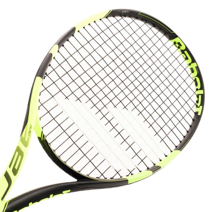 Tennisracket kinderen Babolat Pure Aero 26 zwart geel - 824277