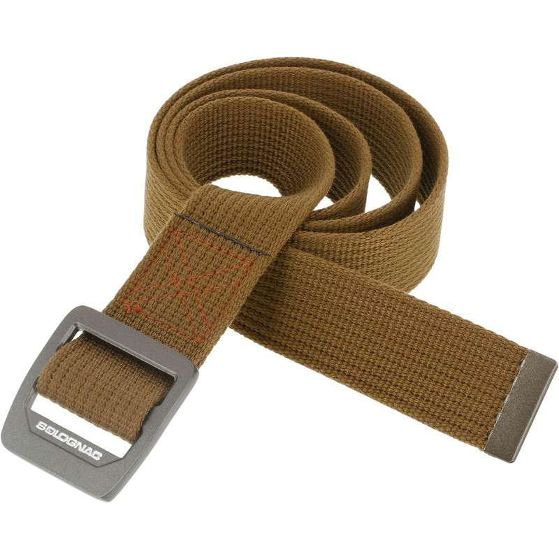 TROUSERS/SHIRTS Clothing  Accessories - X-ACCESS BELT BROWN SOLOGNAC - Clothing  Accessories