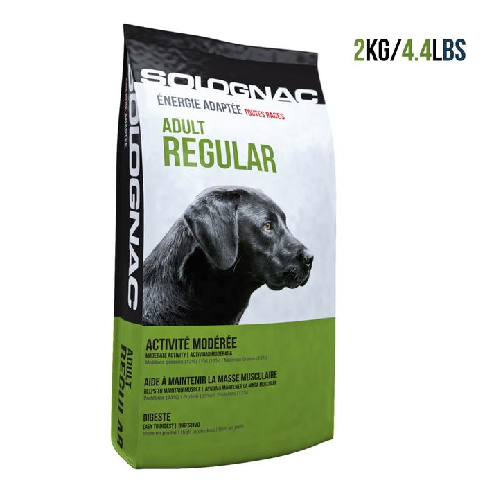 ALIMENTATION CHIEN ADULT REGULAR - 824392