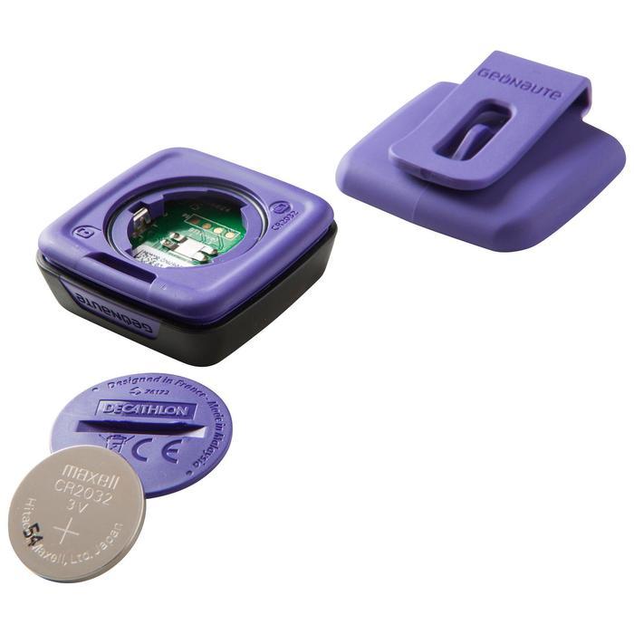 Stappenteller met accelerometer ONwalk 900 paars